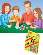 Over and Out Card Game