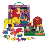 lauri horses and ponies activity pack
