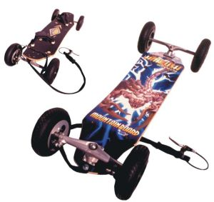 MBS Ambush Warrior Mountain Board