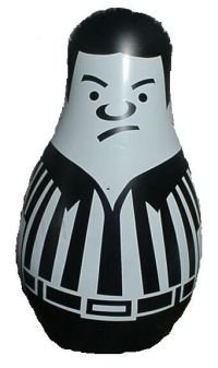 Referee Bop Bag