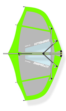 Kitewing Mach 3.8