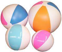 Classic Beach Balls