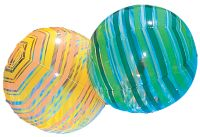 Striped Beach Balls