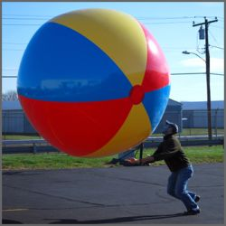 12 Ft Foot Beach Ball