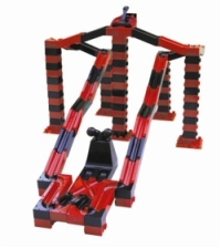 Block-n-Roll Race-n-Roll Marble Run