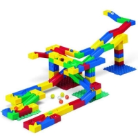Block n roll Marble run School set