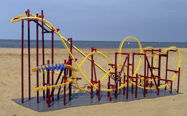 Roller Coaster Models from Coaster dynamix RollerCoasters model ...