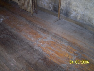 100 Year Old Wood Floor Needs Help