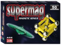 50 Piece Supermag Toy Set