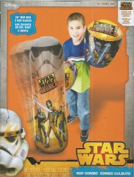 Star Wars Rebels Punching Bag and Glove Set