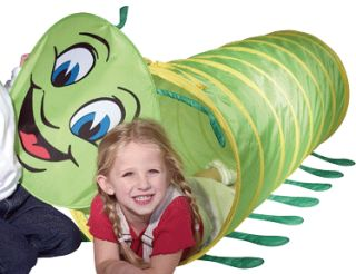 crawlerpillar play tunnel