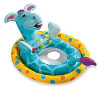 donkey see me sit pool rider (toddler flaot)