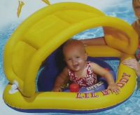 Lil Buddy Deluxe Baby Float with Shade