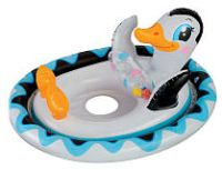 penguin see me sit pool rider (toddler float)