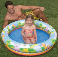 animal fun inflatable pool