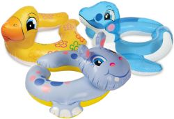animal swim rings