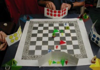 Bandanna Chess Board