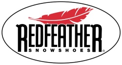 Redfeather Snow Shoe Logo