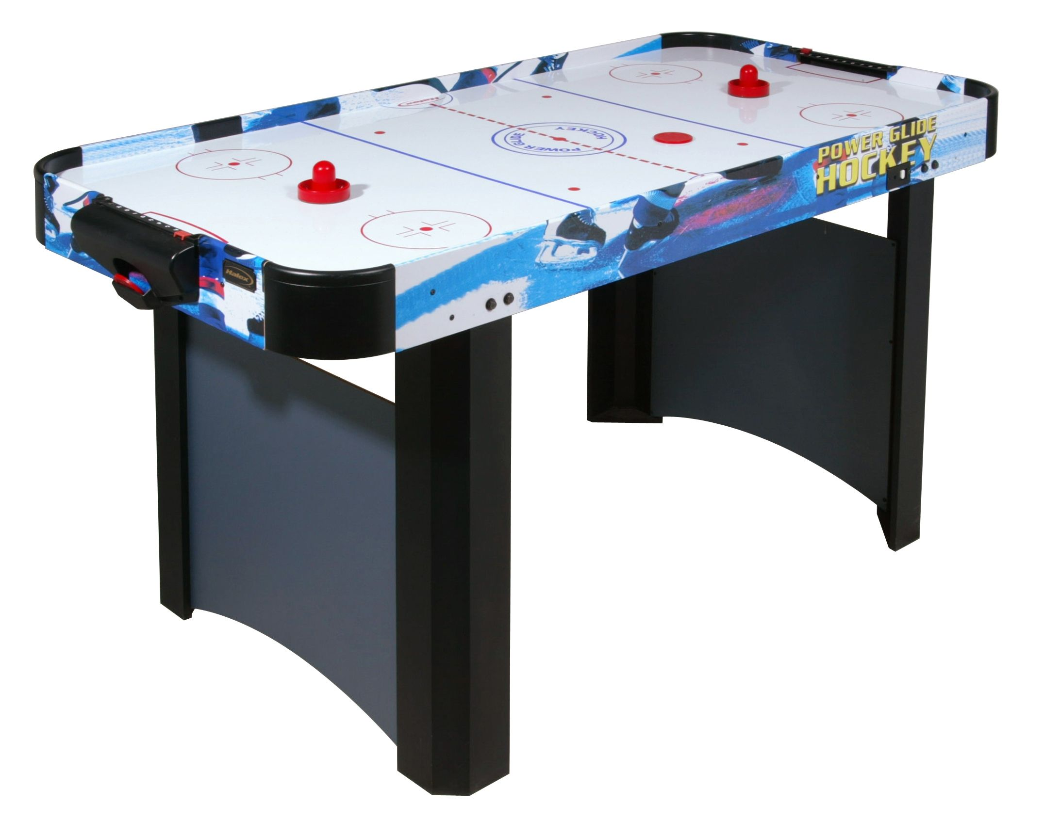 Air hockey tables game tables lots of competitive fun for Table hockey