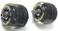 Urethane T Board Wheels