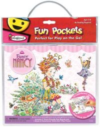 Fancy Nancy Colorforms Toy