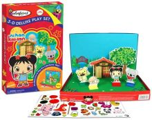 Nihao Kai-Lan Colorforms Playset