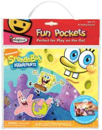 Spongebob Colorforms Toy