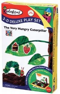 The Very Hungry Caterpillar Colorforms Playset