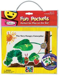 The Very Hungry Caterpillar Colorforms Toy